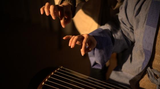 【去学古琴】天一琴茶网络初级指法课教学(指法、文化、乐理)