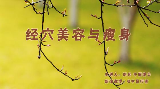 会员课|经穴美容与瘦身-刘兵